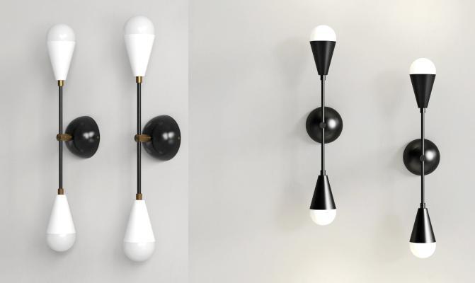 现代灯具 壁灯
