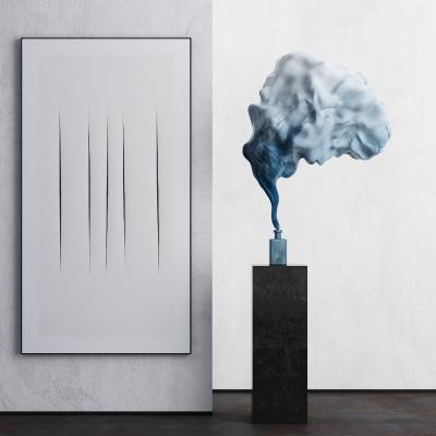现代艺术品摆件