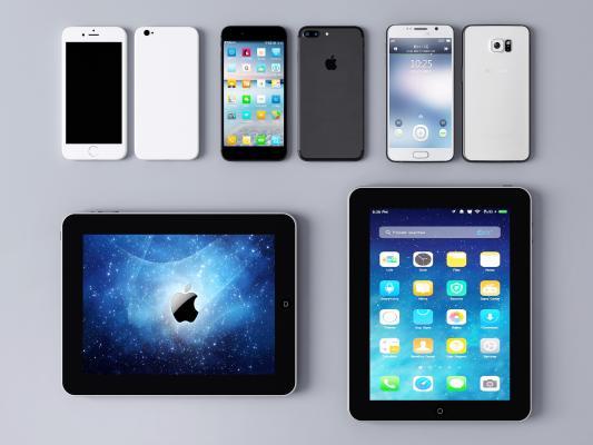 现代手机 平板电脑 苹果手机