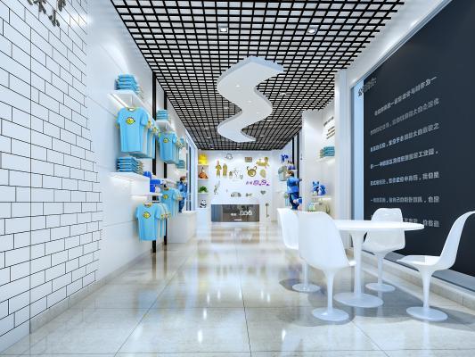 现代母婴用品店