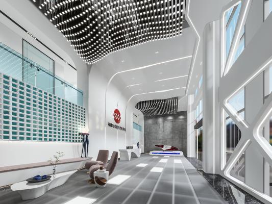 現代科技大廳