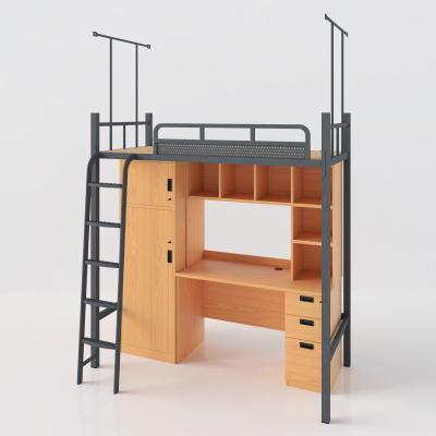 现代公寓床 宿舍 学生