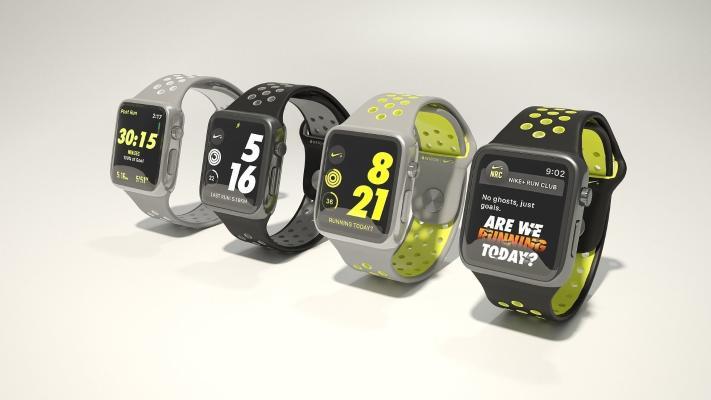 现代智能手表