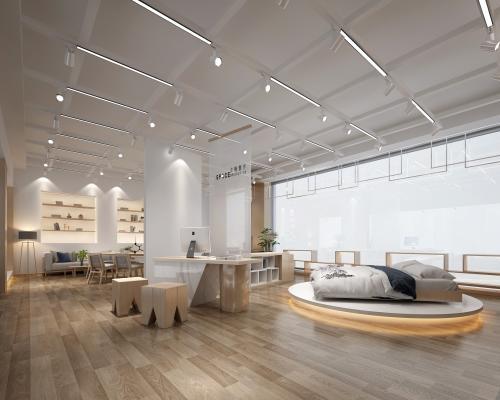 现代家具展厅