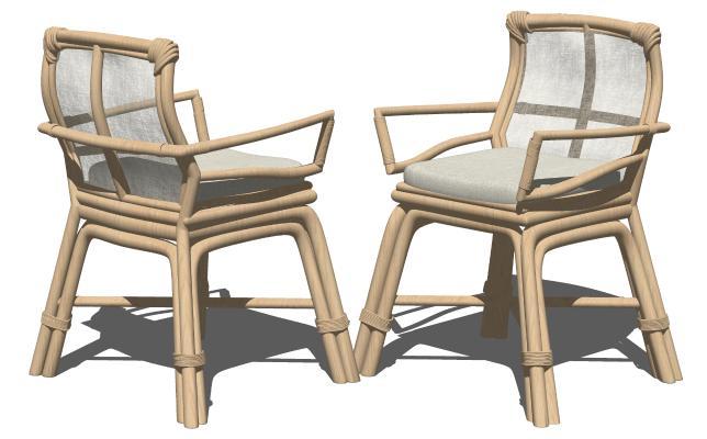 现代藤编椅 户外休闲椅 编织椅子