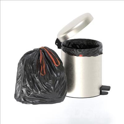 现代垃圾桶 垃圾袋