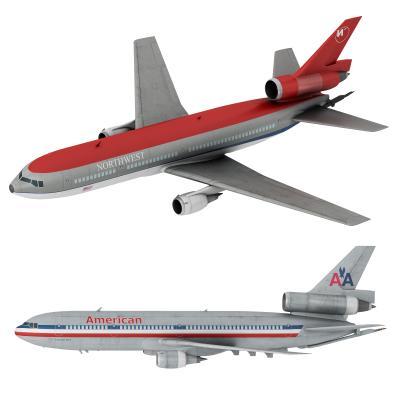 现代客机 飞机