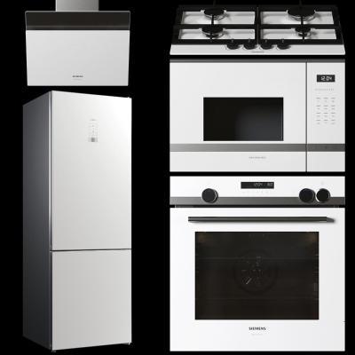 现代冰箱 消毒柜 油烟机 烤箱 燃气灶