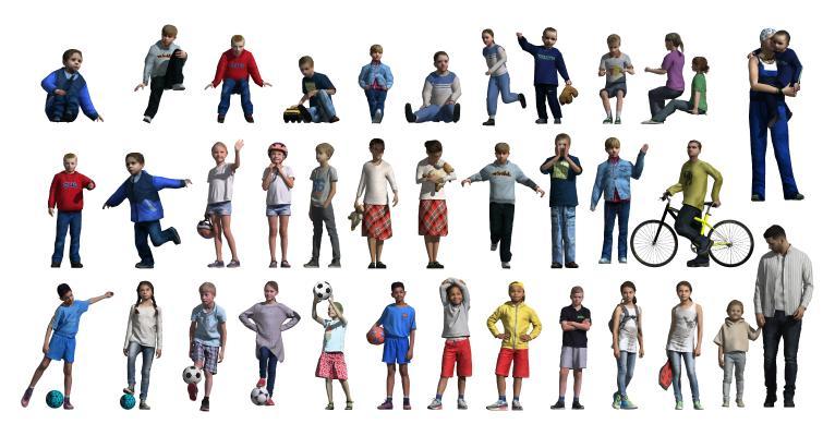 现代儿童 小孩 孩子