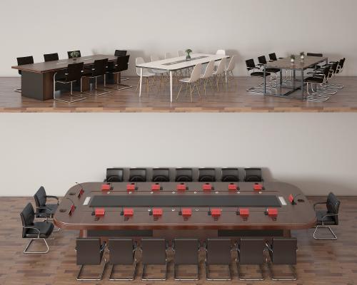 会议桌 办公桌 办公椅 谈判桌