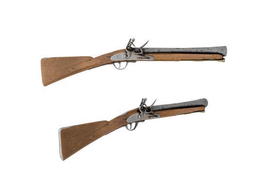 现代玩具猎枪 燧发枪 火铳