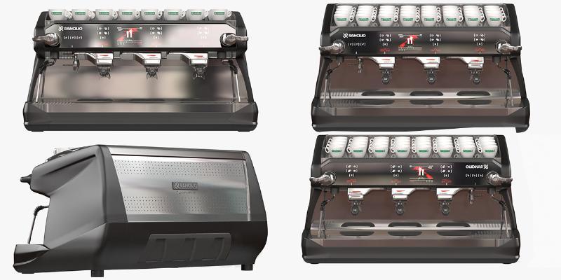 现代风格厨房电器 咖啡机