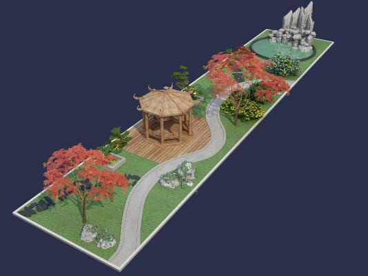 园区景观绿化