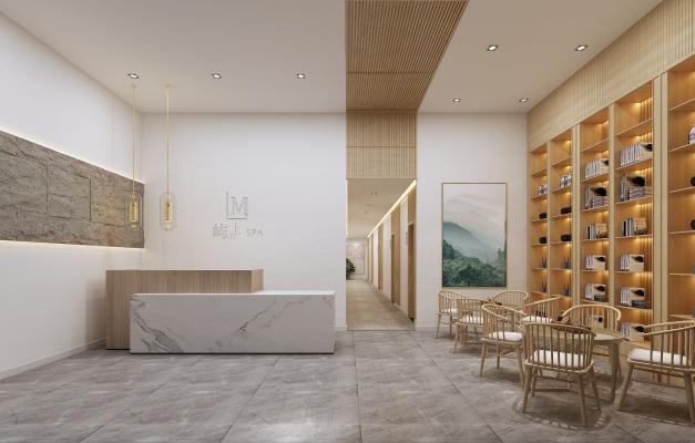 日式spa会所