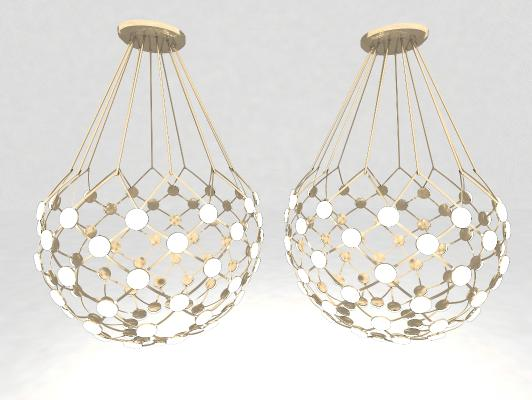 現代風格吊燈