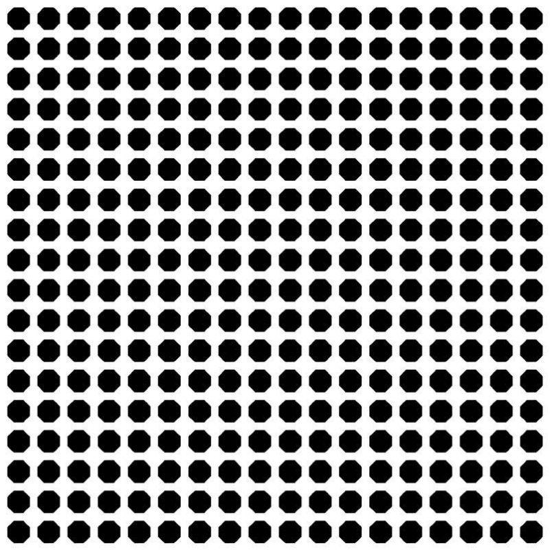 凹凸黑白-黑白古典 323