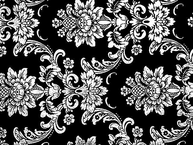 凹凸黑白-黑白凹凸 028