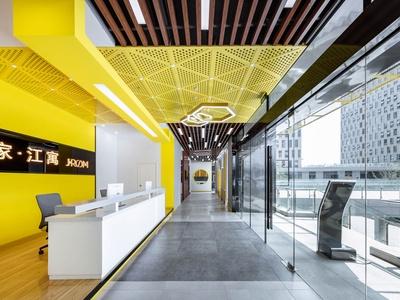 吉家江寓辦公總部項目整套施工圖斬獲各項國際大獎